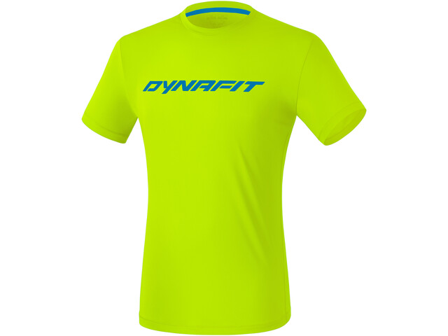 Dynafit Traverse 2 T-Shirt Homme, fluo yellow